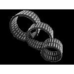 Роликовые радиальные игольчатые однорядные и двухрядные без колец и радиальные игольчатые двухрядные с валиком